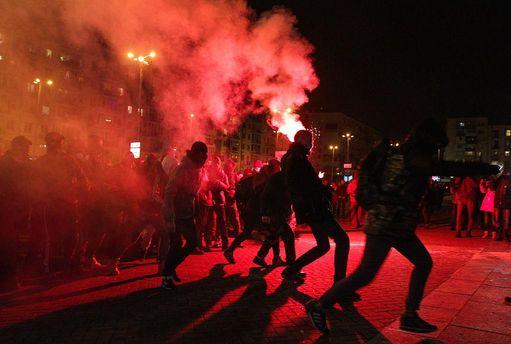 Протест проти концерту Ані Лорак в Києві