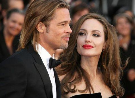 Голлівудська пара Анджеліна Джолі та Бред Пітт