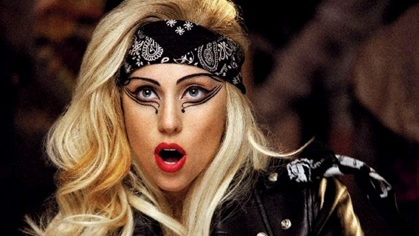 Леди Гага официально представила клип кпесне Perfect Illusion