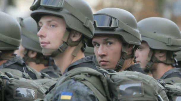 Осенью насрочную службу планируют призвать практически 14 тыс. украинцев