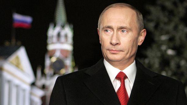 Владимир Путин вдохновленный идеями фашистов