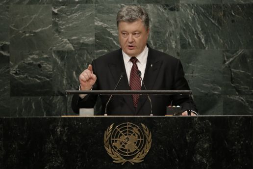 Президент розповів світу про головну проблему України