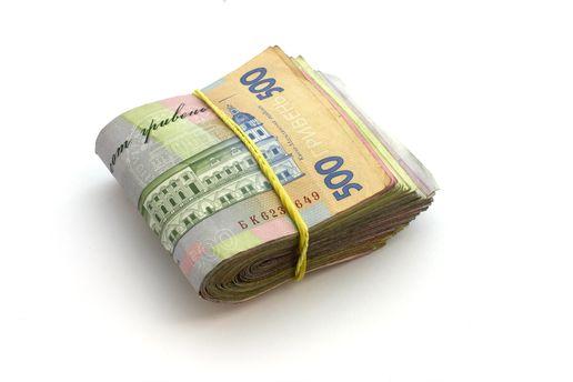 ВУкраинском государстве развелась фальшивая банкнота (инфографика)