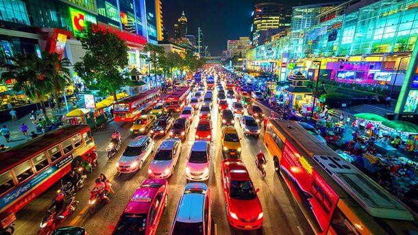 Бангкок признан наиболее популярным городом среди туристов