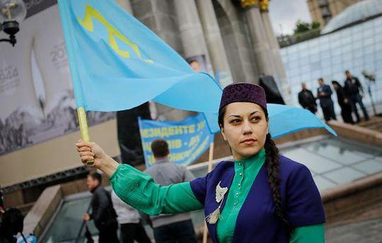 Крымская татарка