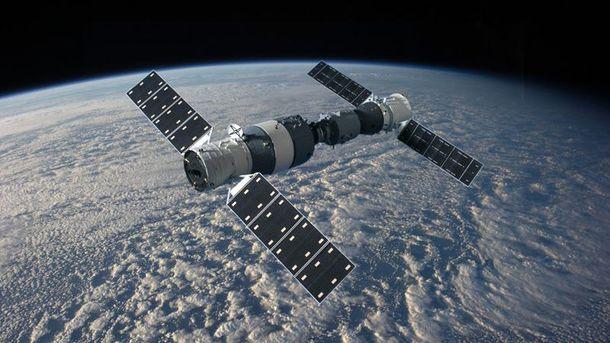 Космическая станция войдет в атмосферу до конца 2017