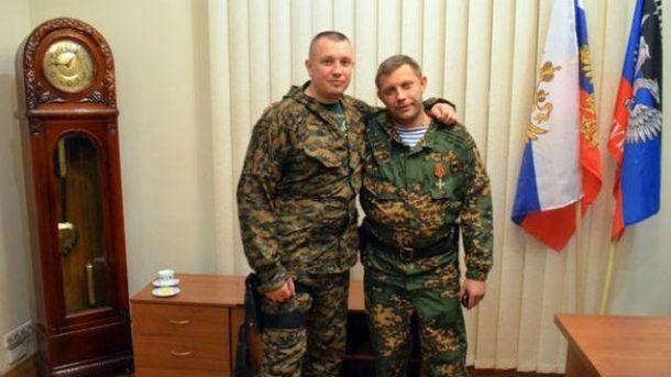 Жилін був один з кандидатів на місце Захарченка