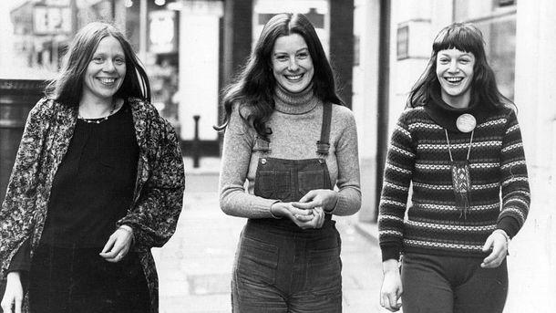Мода 70-х років