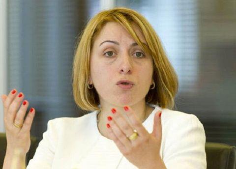 Грузинский государственный деятель, дипломат – Эка Ткешелашвили