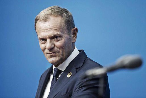 В Украинское государство летит президент Европейского совета Туск (0)
