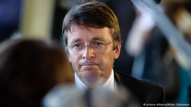 Радник міністра фінансів України Іван Міклош