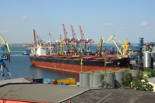 Порт Черноморска