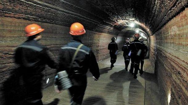 На Донетчине горит шахта