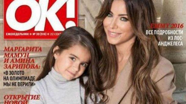 5-річна Софія схожа на маму