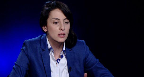Деканоидзе рассказала детали убийства полицейского в Днепре