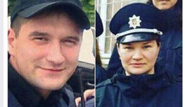 Погибшие патрульные полицейские