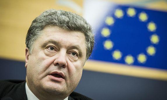Порошенко поведал жителям Америки озадержании 22 русских десантников летом 2014