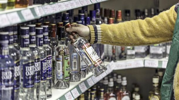 В Киеве снова можно будет покупать алкоголь после 23:00