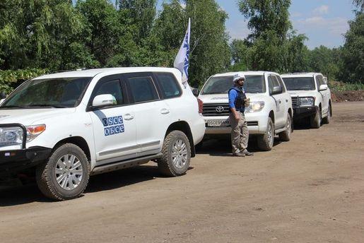 ОБСЕ не способно мониторить ситуацию на оккупированных территориях
