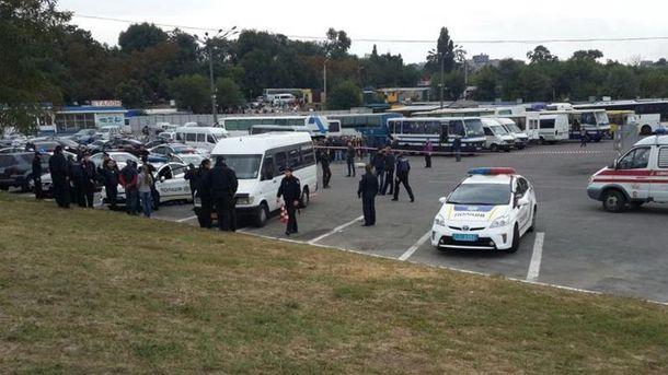 Убийство патрульных в Днепре