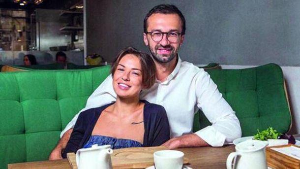 Сергей Лещенко с девушкой
