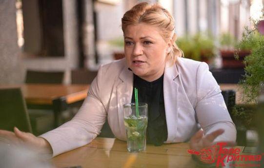 Лариса Задорожная