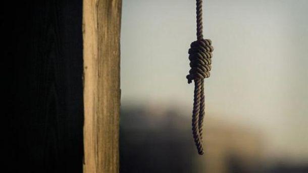 В Винницкой области участник боевых действий совершил самоубийство