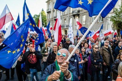 Польща протестує!
