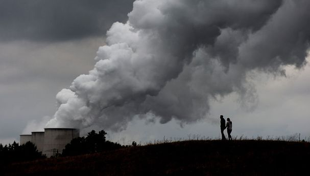 Грязный воздух убивает человечество