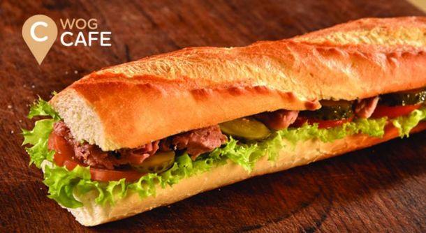 Фреш-сендвичи на WOG