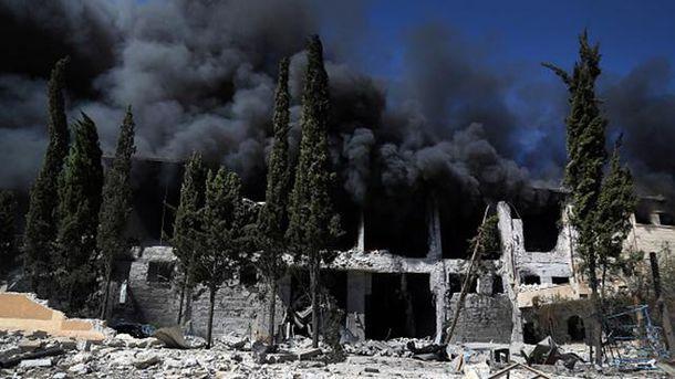 Сирийская армия сдвинула фронт вАлеппо ипродвигается кцентру города