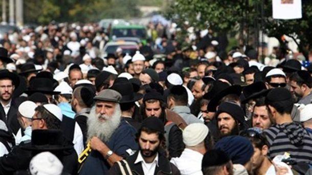 Понад 10 тис. хасидів вже прибули доУмані
