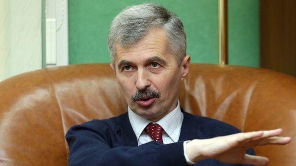 Голова ОУН Богдан Червак