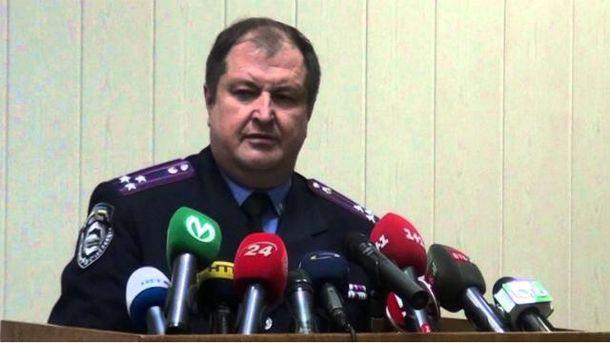 Київ готує клопотання про видачу екс-начальника київської ДАІ Макаренка— ГПУ