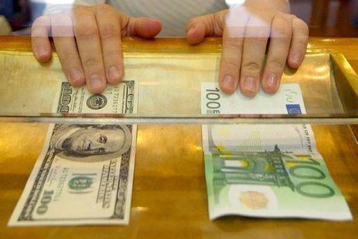 Нацбанк ослабив офіційну гривню до25,89 задолар