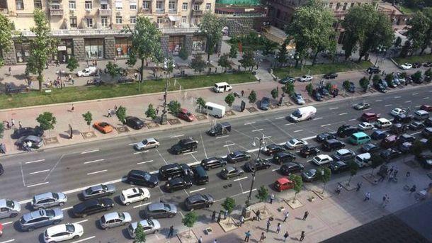 Некоторые улицы лучше объезжать