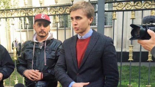 Невідомі зі зброєю погрожували журналістам