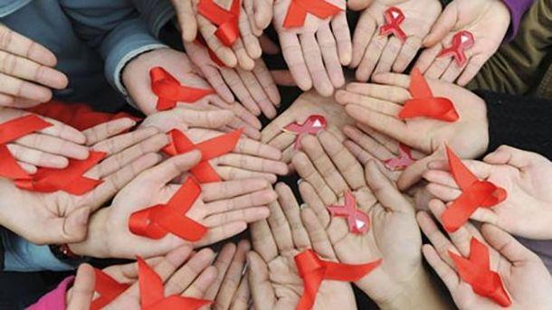10% дітей захищені від СНІДу