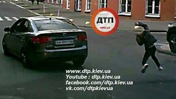 Водитель Kia Cerato сбил девочку