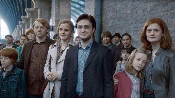 Гаррі Поттер. Кадр з фільму