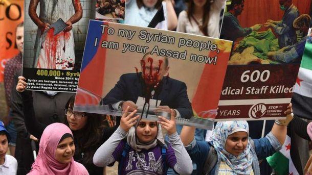 Самая большая ложь Путина о Сирии