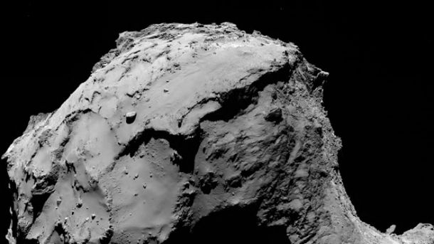 Зонд Rosetta завершил свою миссию поизучению кометы Чурюмова-Герасименко