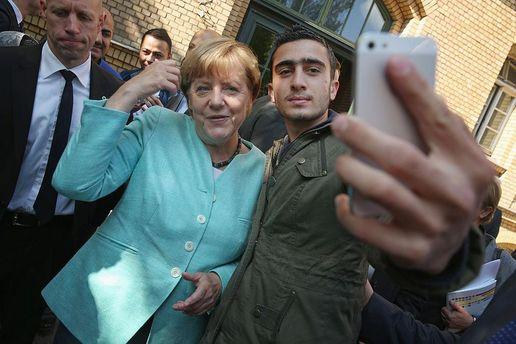 В Германии живут 820 тысяч беженцев