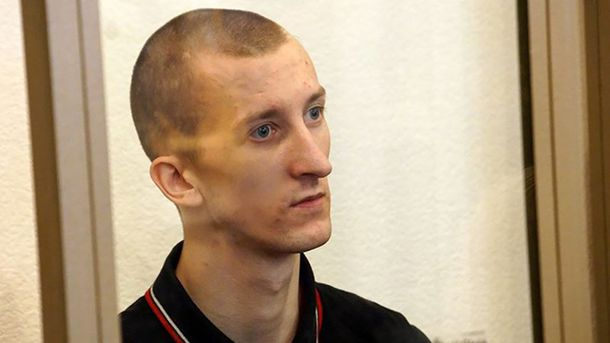 Впроцессе обыска русские оперативники изъяли уКольченко личные книги— Афанасьев