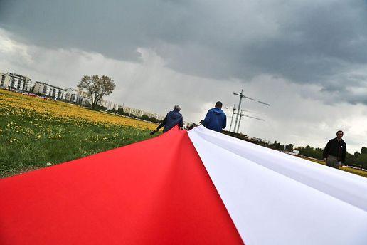 Профсоюз заботится об украинцах
