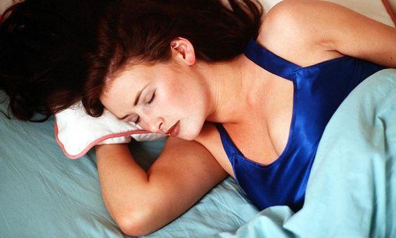 Жінкам потрібно спати довше