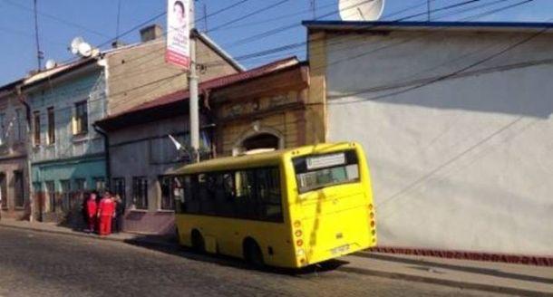Авария в Черновцах