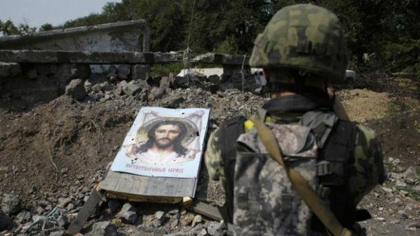Силы АТО понесли потери за прошедшие сутки