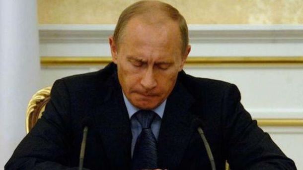 Путин не собирается останавливаться