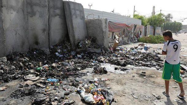 Вибух в Багдаді забрав життя 11 осіб